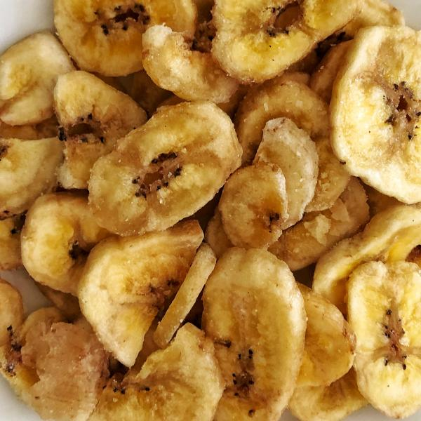 Müesli Add ins Bananen Chips